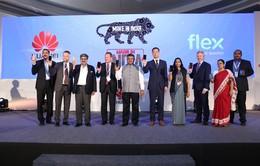 Huawei sẽ sản xuất 3 triệu smartphone mới tại Ấn Độ
