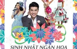 """Cùng Noo Phước Thịnh dự tiệc """"sinh nhật ngàn hoa"""" AEON MALL Long Biên tròn 1 tuổi"""