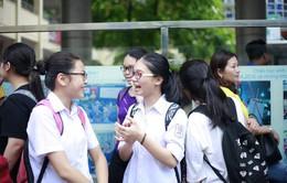 Các cụm thi THPT quốc gia đã hoàn tất việc chấm điểm