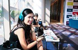 """Nghe nhạc """"đã tai"""" tại Portable Audio Show Hà Nội 2016"""