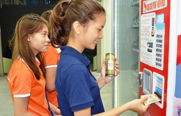 TP.HCM cân nhắc thí điểm máy bán hàng tự động