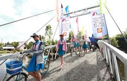 Cầu thép dây văng thay đổi cuộc sống người dân tỉnh Cà Mau