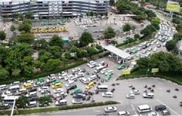 TP.HCM cấm ô tô tải theo giờ quanh sân bay Tân Sơn Nhất