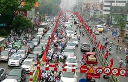 Hà Nội tìm giải pháp giảm thiểu ùn tắc, tai nạn giao thông