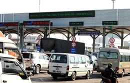 Trạm thu phí để ùn xe sẽ bị phạt tới 70 triệu đồng