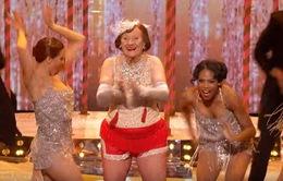 """America's Got Talent: Cụ bà 90 tuổi tiếp tục gây """"bão"""" bằng điệu nhảy sexy"""