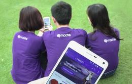 Ứng dụng OTT Mocha đạt 3 triệu thuê bao sau 1 năm ra mắt