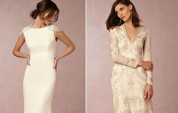 Mê mẩn những mẫu váy cưới mới toanh của mùa Đông