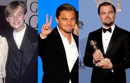 Leonardo DiCaprio và những khoảnh khắc khó quên trên thảm đỏ