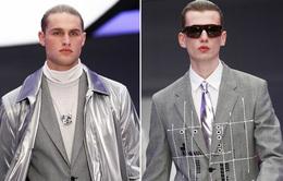 Versace đưa hiệu ứng ánh sáng vào thiết kế mới