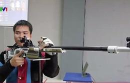 """Bắn súng Việt Nam """"hụt"""" tấm vé thứ 3 tham dự Olympic 2016"""