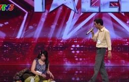 """Vietnam's Got Talent: Cười ngất với cặp thí sinh """"ngày càng tròn, ngày càng béo"""""""
