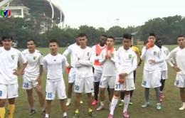 Hà Nội T&T và FLC Thanh Hóa sẵn sàng cho trận mở màn V.League 2016