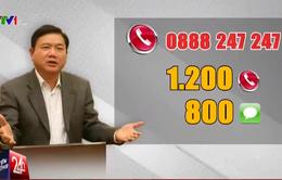 1.200 cuộc gọi và 800 tin nhắn đến đường dây nóng của Bí thư Thành ủy TP.HCM