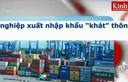 Doanh nghiệp xuất khẩu thiệt trăm đường vì thiếu thông tin