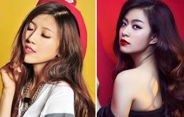Trang Pháp vẫn tham gia Bước nhảy hoàn vũ, Hoàng Thùy Linh bỏ thi The Remix
