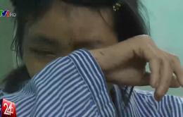 Bạo hành gia đình ở Bắc Giang: Người vợ bị đứt gân cổ chân và đứt xương gót