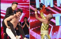 """Vietnam's Got Talent 2016: Những màn diễn """"đau tim"""" ở vòng loại sân khấu"""