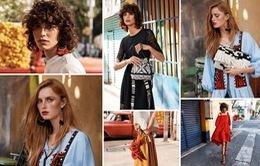 """H&M """"nhá hàng"""" thiết kế mới mang phong cách Bohemian"""