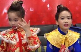 Vietnam's Got Talent: Thí sinh nhí bật khóc ở hậu trường bán kết