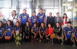 Cup VTV Bình Điền 2016: Tuyển trẻ Thái Lan đã có mặt tại Việt Nam