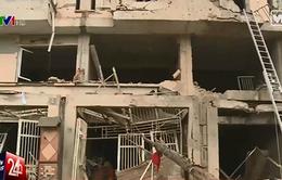 Áp lực từ vụ nổ ở Hà Đông có thể gây vỡ phổi, thủng màng nhĩ