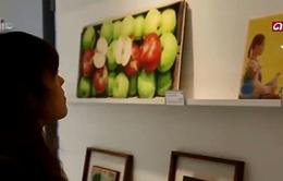 """Chi tiền vào tác phẩm nghệ thuật: Kênh đầu tư """"màu mỡ"""" mới ở Hàn Quốc"""