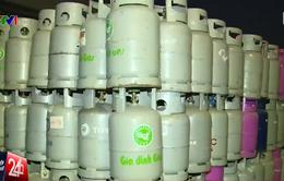 Sang chiết gas trái phép hơn 40 thương hiệu có tiếng ở Đồng Nai