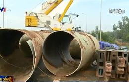 Câu hỏi về sự minh bạch trong đấu thầu dự án ống nước sông Đà 2
