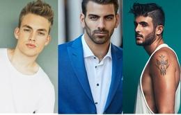 Ngất ngây trước dàn trai đẹp cực hot ở America's Next Top Model