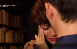 Asia's Next Top Model: Thí sinh khóc nức nở vì chụp ảnh cùng trai đẹp