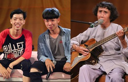 """Vietnam's Got Talent: Bộ đôi Cùi Bắp và thí sinh """"bình tĩnh sống"""" tái xuất"""