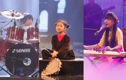 """Vietnam's Got Talent: Ba tài năng nhí nổi bật """"đọ sức"""" ở đêm CK đầu tiên"""