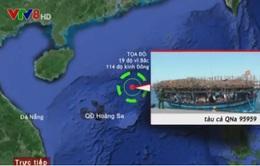 THTT: Trao đổi cùng ngư dân gặp nạn tại Hoàng Sa (16h, VTV8)