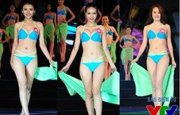 Thí sinh Hoa hậu Biển Việt Nam nóng bỏng với bikini