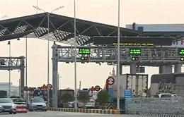 Cao tốc Hà Nội - Bắc Giang: Xe không qua trạm, không phải đóng phí