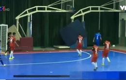 Giải futsal VĐQG: Các đội dẫn tăng tốc