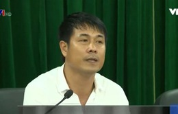HLV Nguyễn Hữu Thắng không hài lòng với lối chơi của ĐT Việt Nam