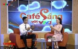 Café Sáng với VTV3: Minh Hà – Đức Bảo đón Tết Đoan ngọ với rượu nếp