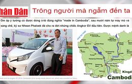 Campuchia tự sản xuất ô tô điện, bao giờ đến lượt Việt Nam?