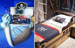 Muốn thử cảm giác làm cướp biển, hãy ngủ trên những chiếc giường này