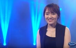 Vietnam Idol: Nhật Thủy thích thú với cá tính của top 6 thí sinh nữ