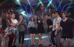 """Vietnam Idol: Top 10 cực nhắng với """"Bống bống bang bang"""""""