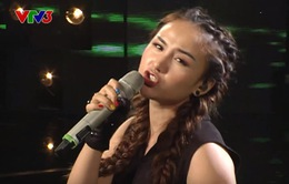 Vietnam Idol: Quán quân Sao mai diễn sâu, trổ tài đọc rap