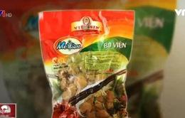 Bò viên Việt Sin: Nghịch lý thịt giả nhưng vẫn được chứng nhận hàng Việt Nam chất lượng cao