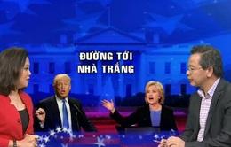 Tranh cử Tổng thống Mỹ: Khả năng chiến thắng của Donald Trump có thể là 51%