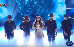 """Thí sinh Vietnam Idol bị loại vì """"nhiễm"""" hội chứng của Nhân tố bí ẩn"""