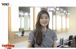 Café Sáng với VTV3: Tạo phong cách thời trang cực chất cùng MC Mai Trang