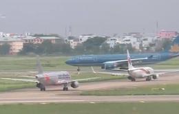 Bộ GTVT yêu cầu sửa đường băng sân bay Nội Bài, Tân Sơn Nhất