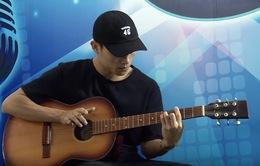 """Vietnam Idol: Chàng """"Vịt Beatbox"""" lột xác đầy lãng tử với guitar"""